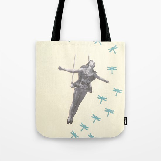 Oh to be a Dragonfly Tote Bag