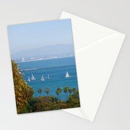 San Deigo Sailing Stationery Cards