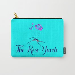 The Rose Yard Logo Carry-All Pouch