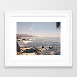 Laguna Framed Art Print