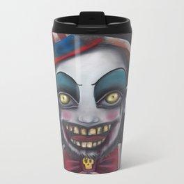Don't you like Clowns? Metal Travel Mug