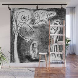 I'm in Your Dream Wall Mural
