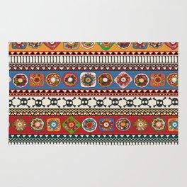 Aztec background Rug