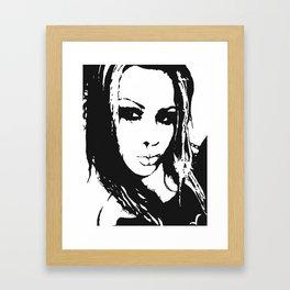 Gore-geous Framed Art Print