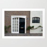 door Art Prints featuring Door by Marieken
