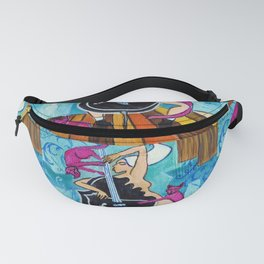 Pink Cats Fanny Pack