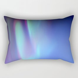 Heavenly lights in water of Life-1 Rectangular Pillow
