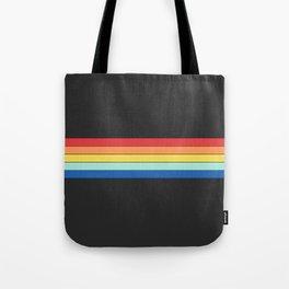 Vintage T-shirt No8 Tote Bag