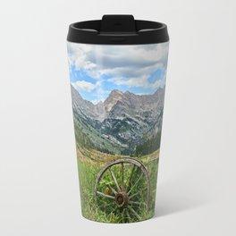 Colorado Rockies Secluded Lake Travel Mug