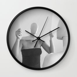 Rosalind Wall Clock