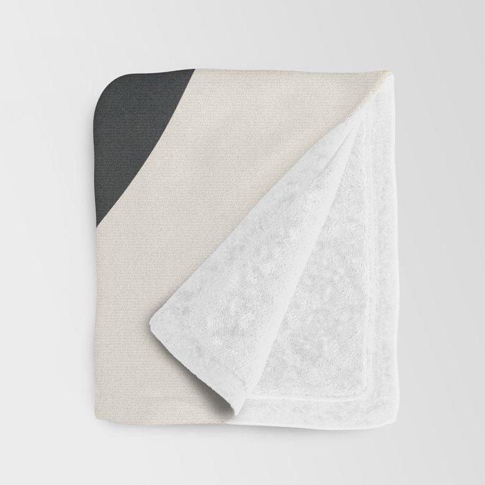 Geometric Modern Art 30 Throw Blanket
