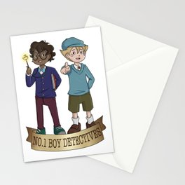 Angus McDonald and Luke Triton Stationery Cards