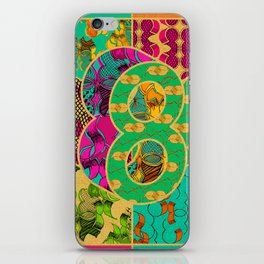 Tile 8 iPhone Skin