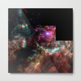 Hubble Space Telescope - Star Cluster R136 (1994) Metal Print