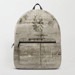 """Vintage Valley"" by Murray Bolesta! Backpack"