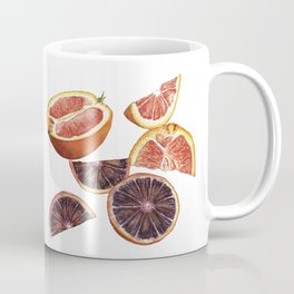 Cara Cara + Blood Oranges Coffee Mug