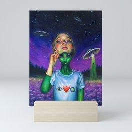 Undercover Mini Art Print