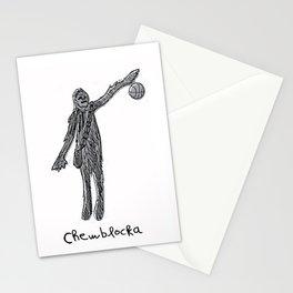 Chewblocka! Stationery Cards