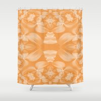wedding Shower Curtains featuring Wedding Bliss.... by Cherie DeBevoise