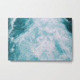 troubled water 5 Metal Print
