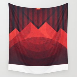 Amalthea - The Sulfur Sands Wall Tapestry