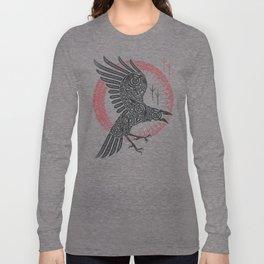 RAGNAR'S RAVEN Long Sleeve T-shirt