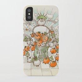 Salsacrifice! iPhone Case