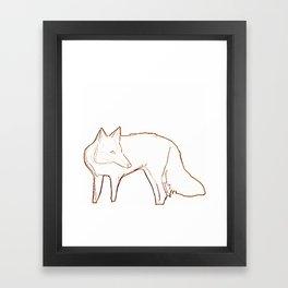 If Star Fox Was Real Framed Art Print