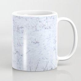 Mouflon Male in Winter Wild nature (ovis musimon) Coffee Mug