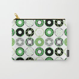 Aromantic Donuts Carry-All Pouch
