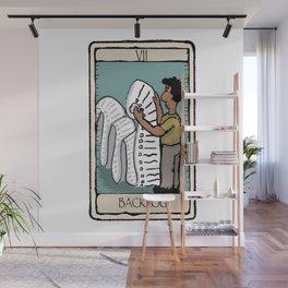 Office Tarot Cards - Series 2 - Agile - Backlog Wall Mural