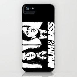 Nirvana DNB iPhone Case
