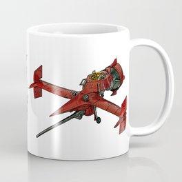 Cowboy Bebop - Ship & Logo Coffee Mug