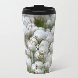 Cotton grass Travel Mug