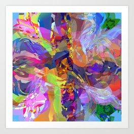 Canyon Sky Art Print
