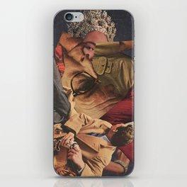 Dangerous Picnic iPhone Skin