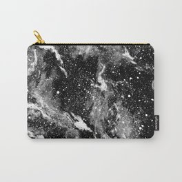 Galaxy (B/W) Carry-All Pouch
