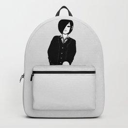 Kirishima black and white - tokyo ghoul Backpack