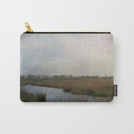 Flat water Landscape Carry-All Pouch