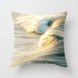 Nautical Crash Throw Pillow