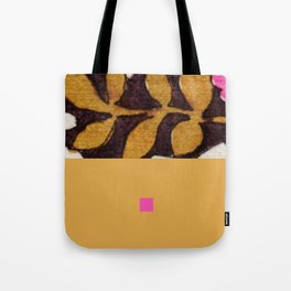 black&pink3 Tote Bag