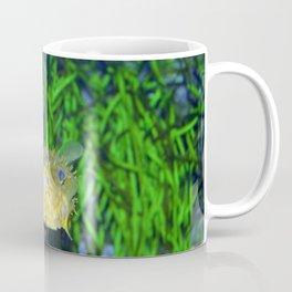 Striped Burrfish Coffee Mug
