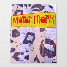 Motor Mark Canvas Print