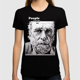 PEOPLE EMPTY ME T-shirt