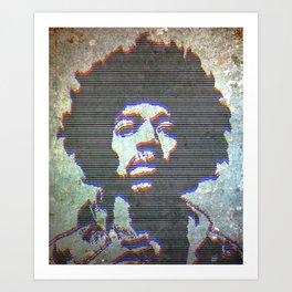 JIMI0304 Art Print