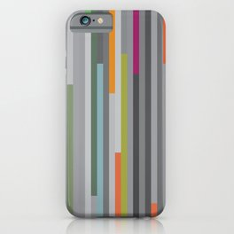 Mod Stripes — Moody iPhone Case