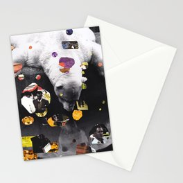 Momentarily visible Stationery Cards