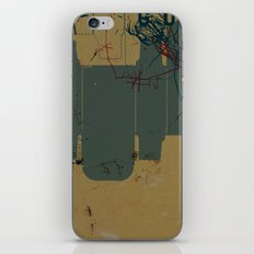 GONE #4 iPhone & iPod Skin