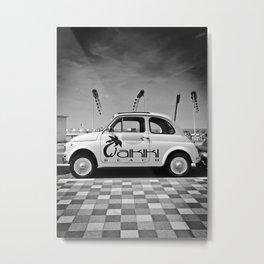 Sexy Car Metal Print