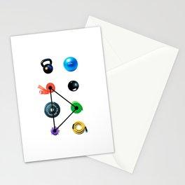 True Balance Studio– Fitness Stationery Cards
